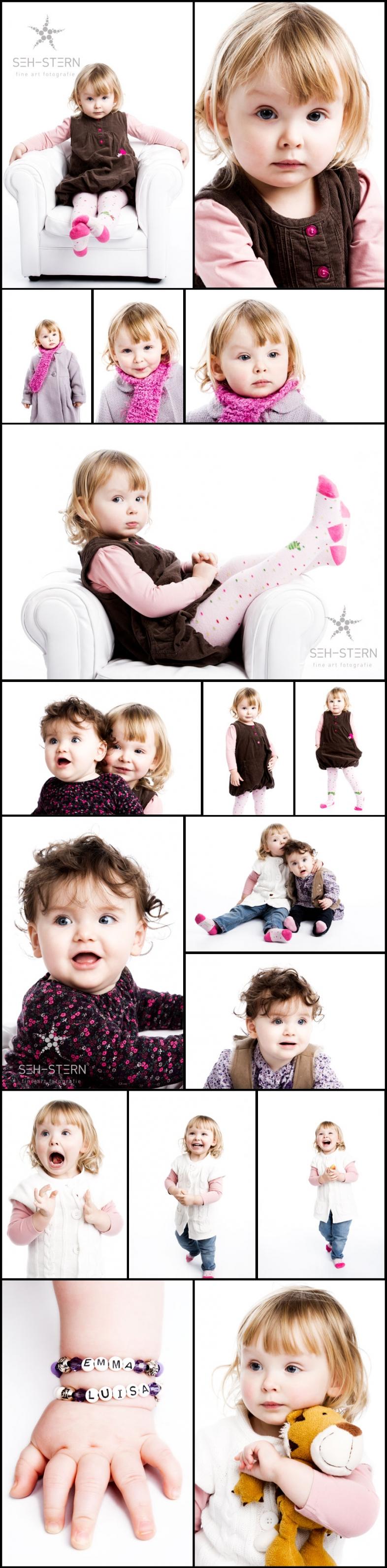 Kinderfotos, Geschwisterfotos und Babyfotos in München