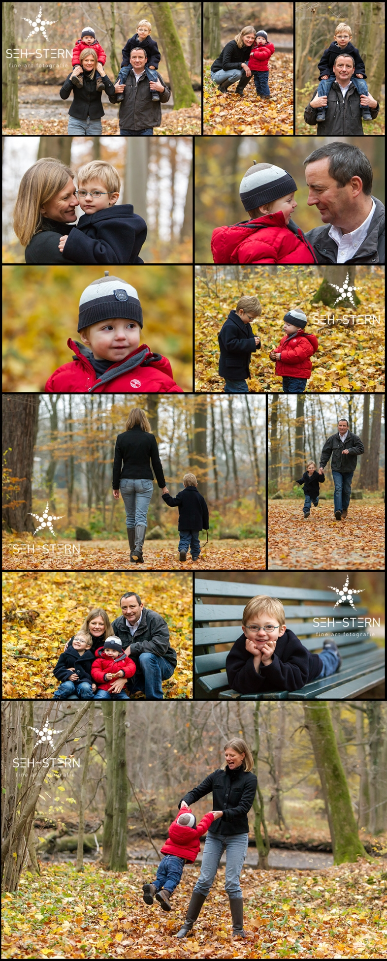 Familienfotos in München