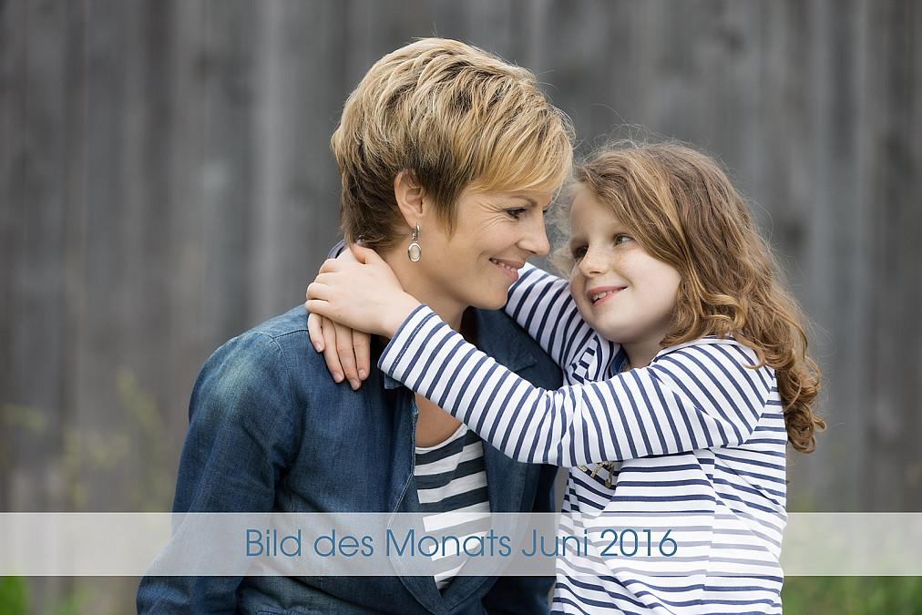 Natürliche Familienfotografie in München
