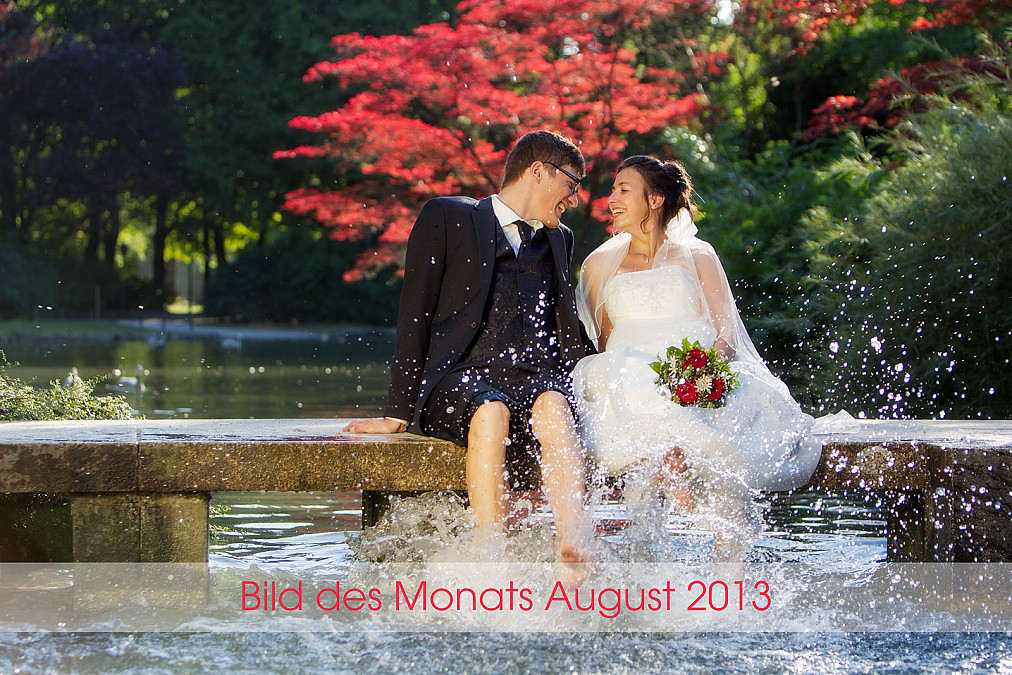 Hochzeitsfotos München
