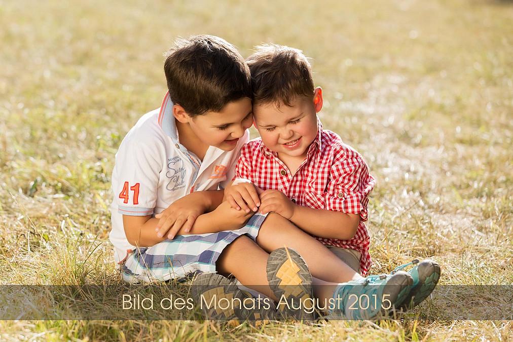 fröhliche Kinderfotos in München