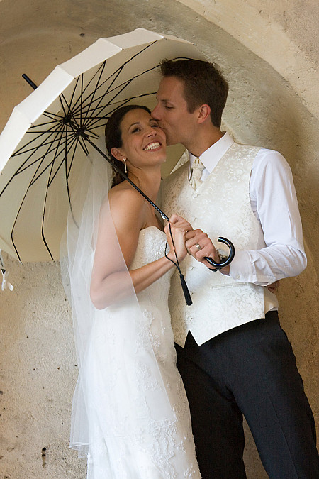 Brautpaar Schloß Neuburg