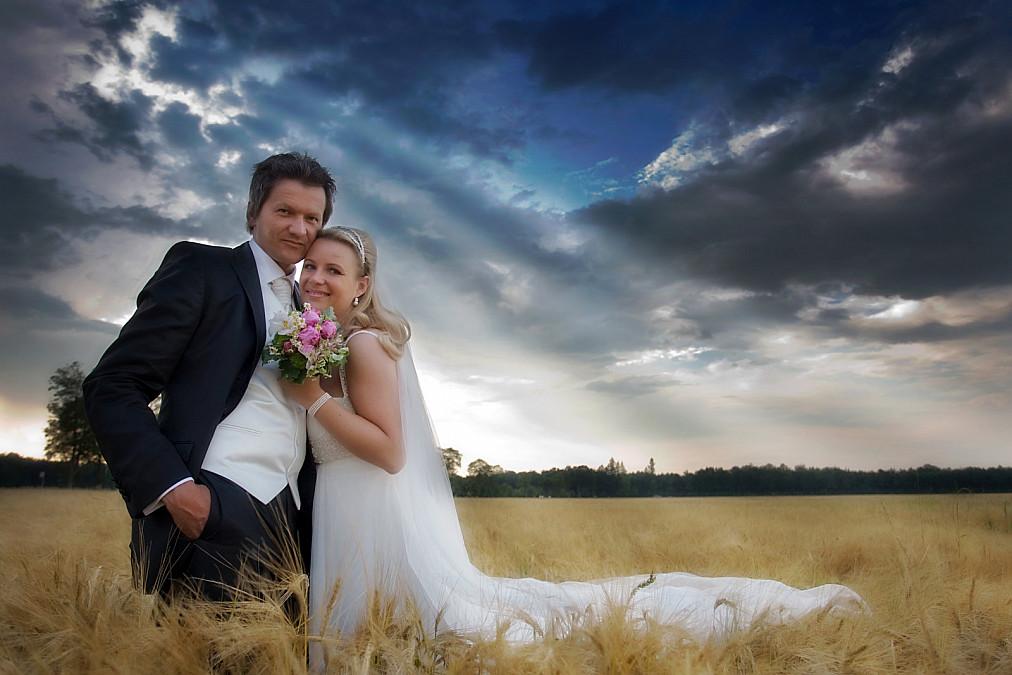 Hochzeitsportraits Möschenfeld