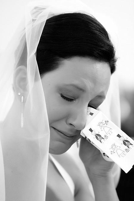 weinende Braut München