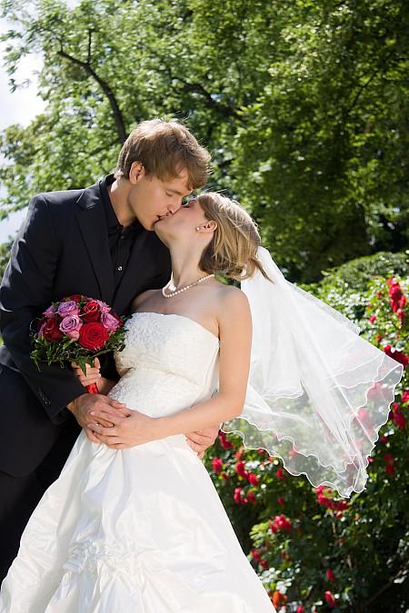 Hochzeitsfotograf Schloß Mirabell