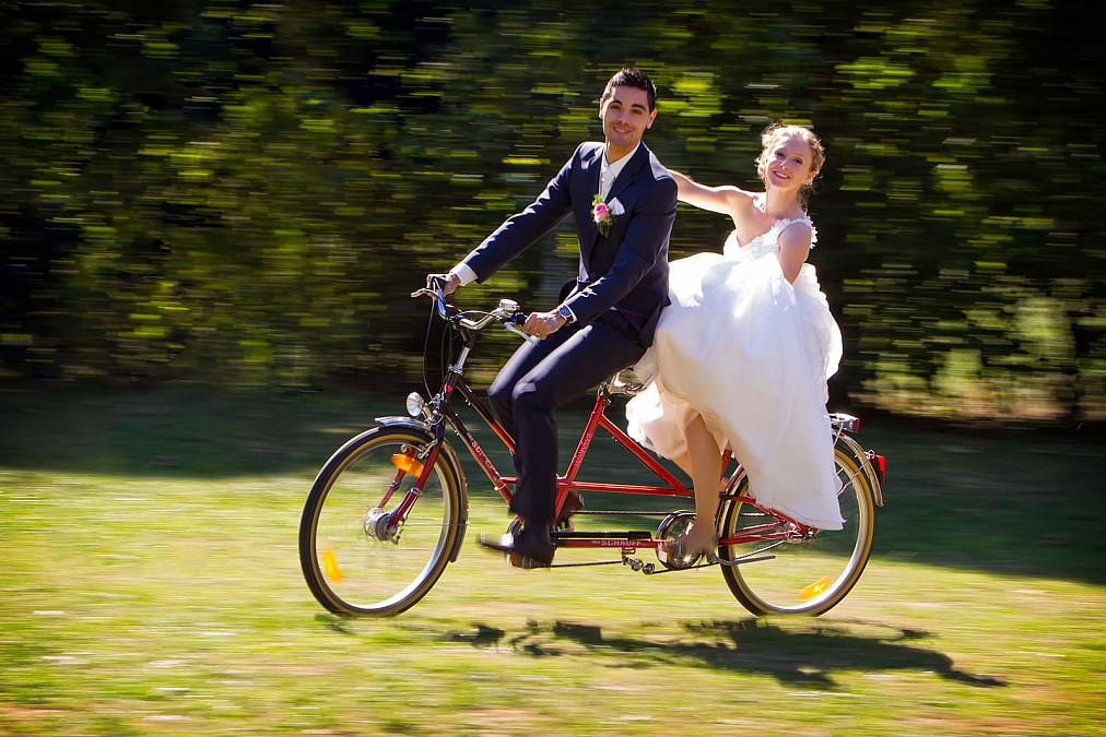 Brautpaar Tandem Altötting