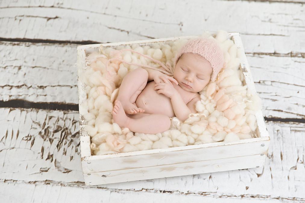 zauberhafte Neugeborenenfotos in Oberschleißheim