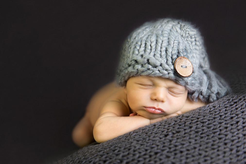 Neugeborenenportraits in München