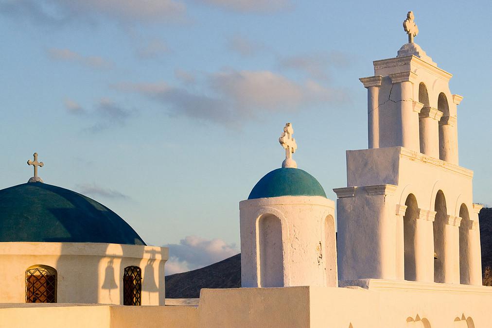 Kirche Santorin