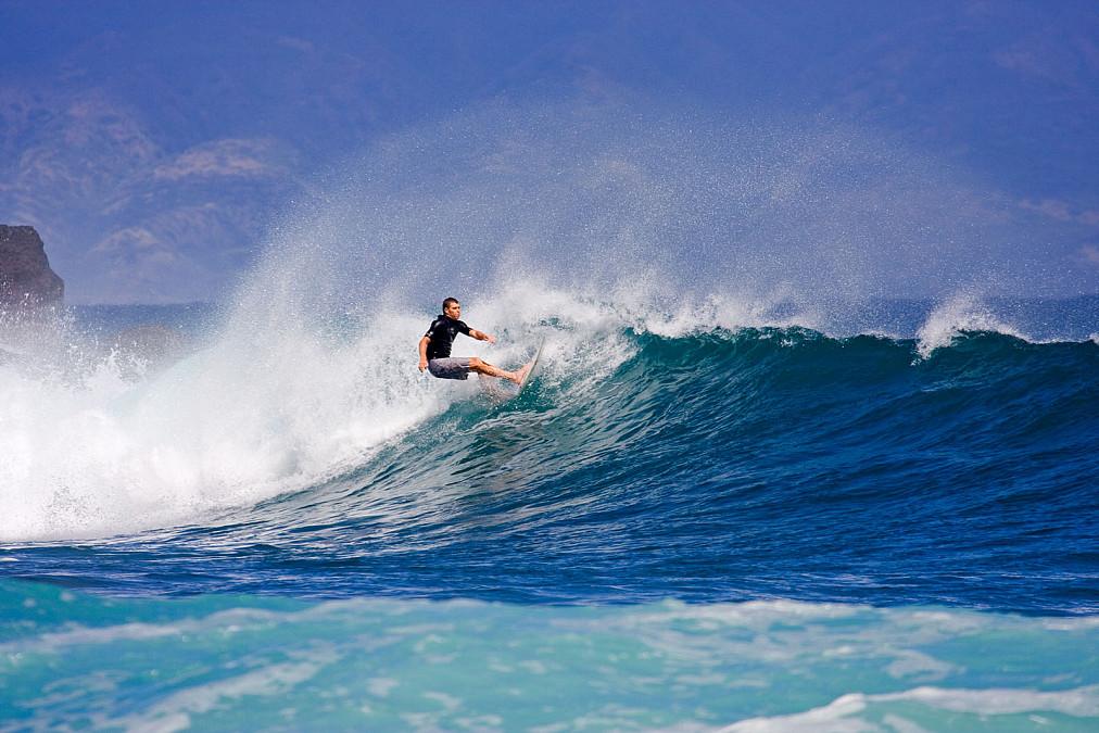 Surfer Maui