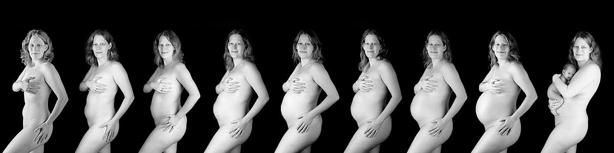 Fotoaufnahmen 9 Monate