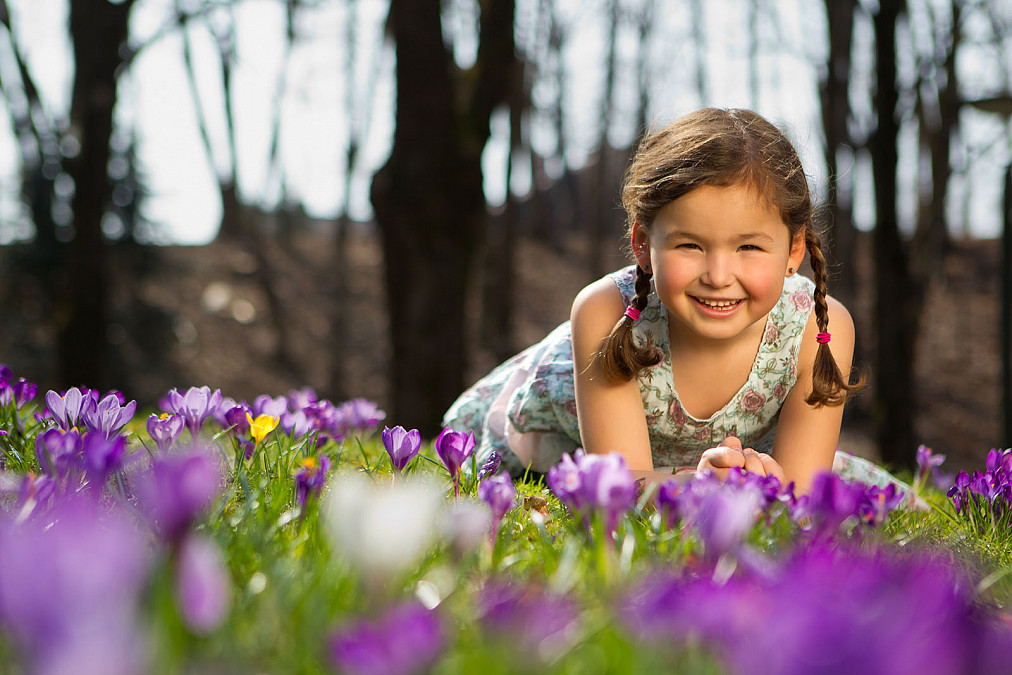 Kinderfotos Westpark