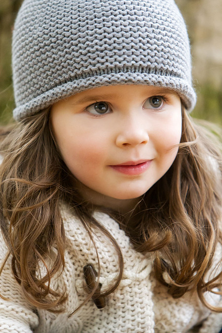 Kinderfotos draussen Obermenzing