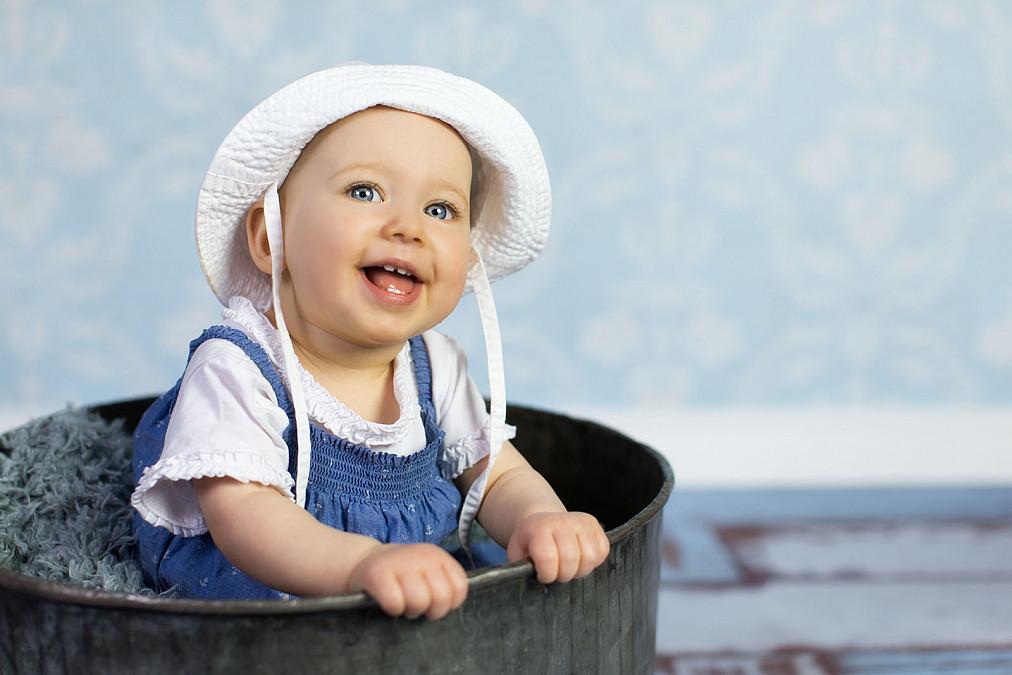 Babyfotos Bayern