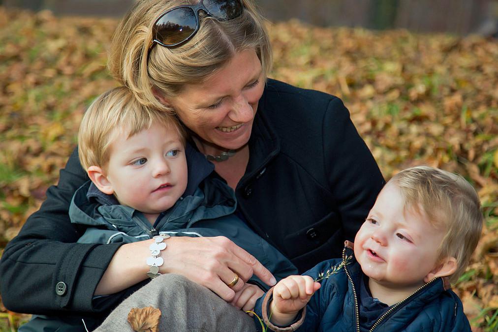 Familienbilder vom Fotografen