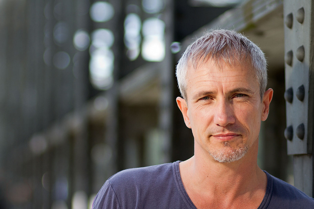 Schauspieler Markus Böker