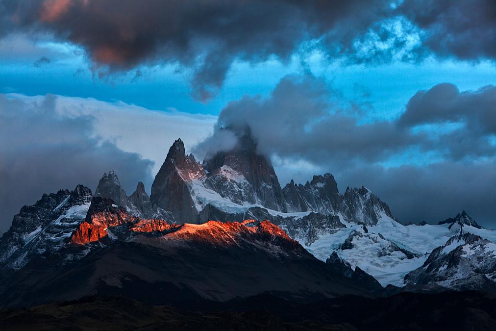 Landschaftsfotos Patagonien Fitzroy