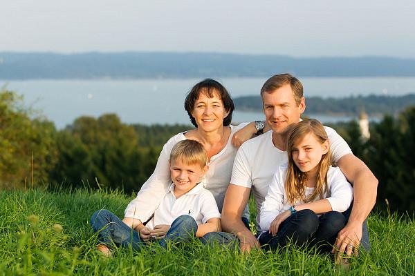 Familienfotos Starnberger See